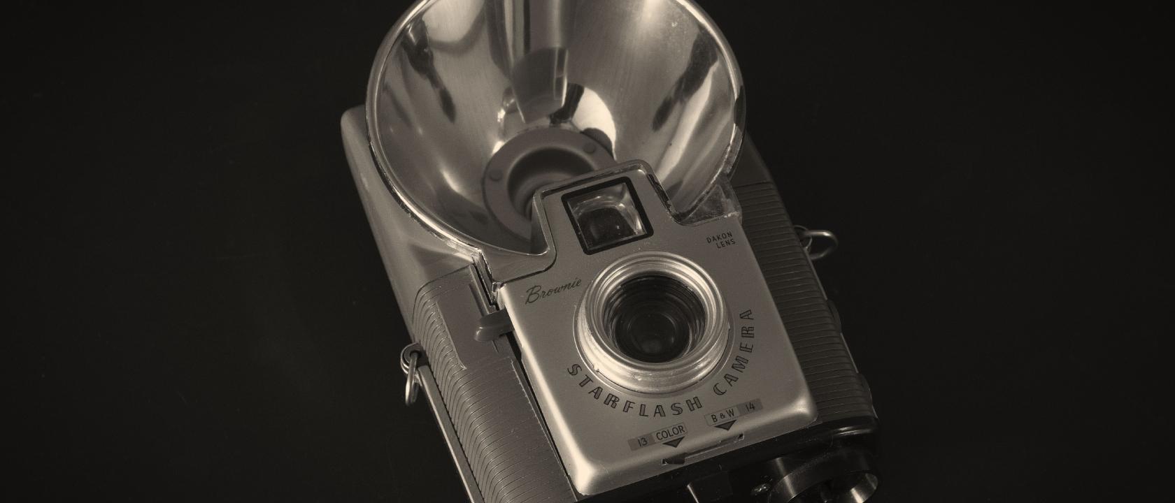Permalink zu:Kodak, Brownie Starflash
